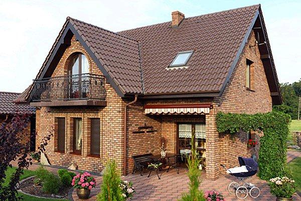 Каркасные дома с верандой - Проекты и цены от компании