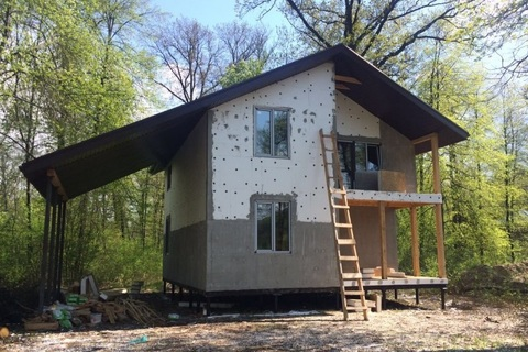 Ошибки при каркасном строительстве домов 10 на 10