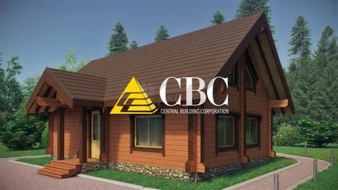 Строительство деревянных домов из бруса - какой тип фундамента выбрать