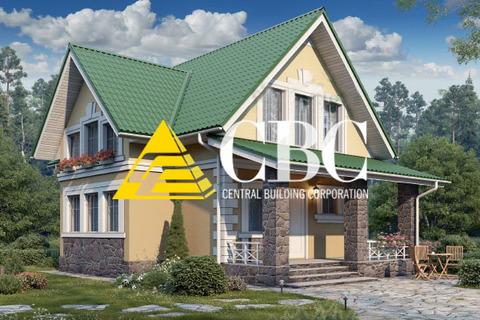 Строительство домов «под ключ» – как выбрать проект, цены на дома из газобетона