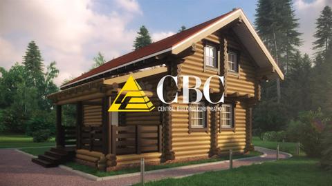 Строительство домов из сруба: сроки цены и нюансы