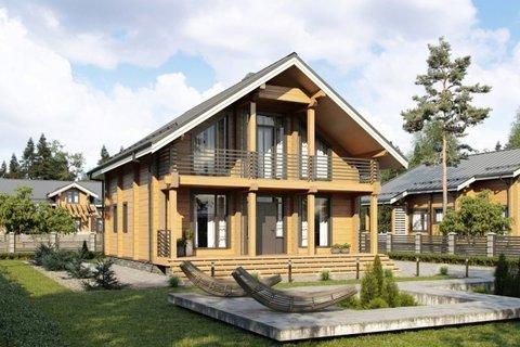 Популярные мифы о строительстве дома из бруса