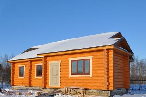 Строительство деревянных домов «под ключ» недорого и надежно
