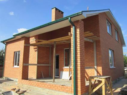 Наружное утепление при строительстве монолитных домов