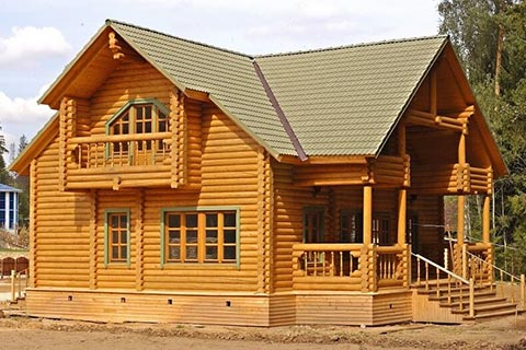Дом из сруба «под ключ» - рекомендации о том, когда начать строительство